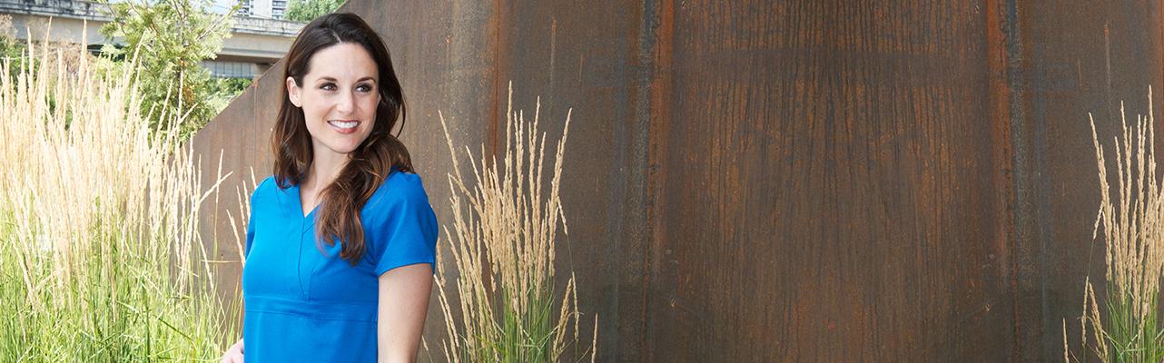 Greys Anatomy original line womens scrub top and tall scrub pants royal blue